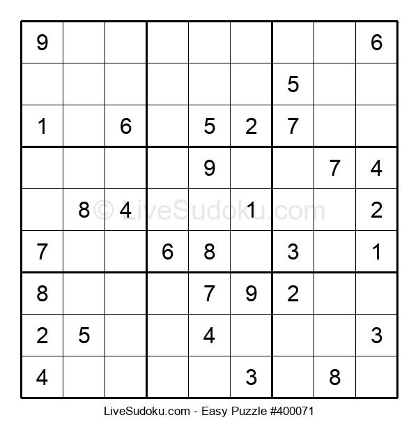 Beginners Puzzle #400071
