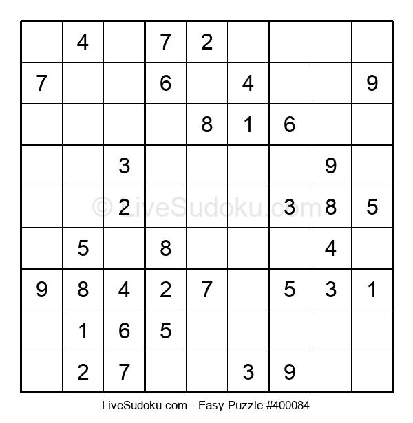 Beginners Puzzle #400084