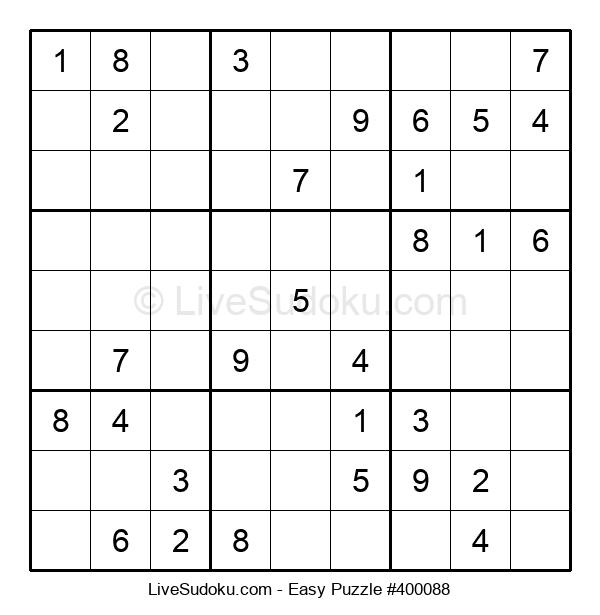 Beginners Puzzle #400088