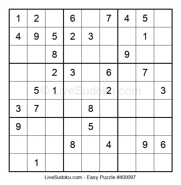 Beginners Puzzle #400097