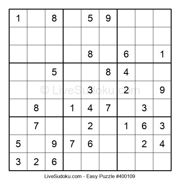 Beginners Puzzle #400109