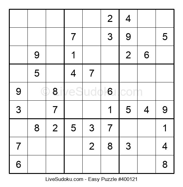 Beginners Puzzle #400121