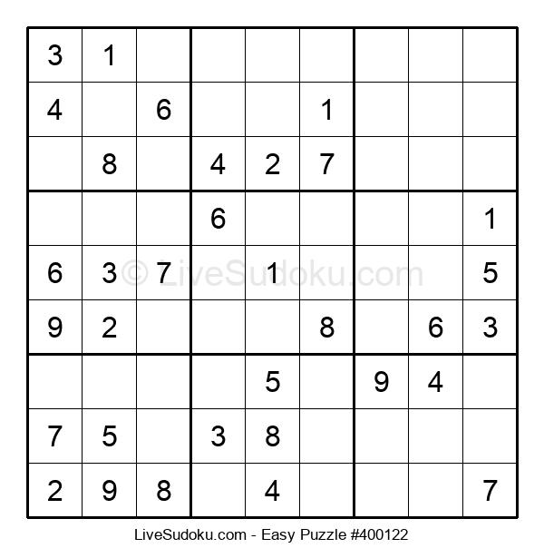 Beginners Puzzle #400122
