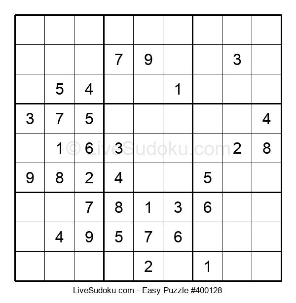 Beginners Puzzle #400128