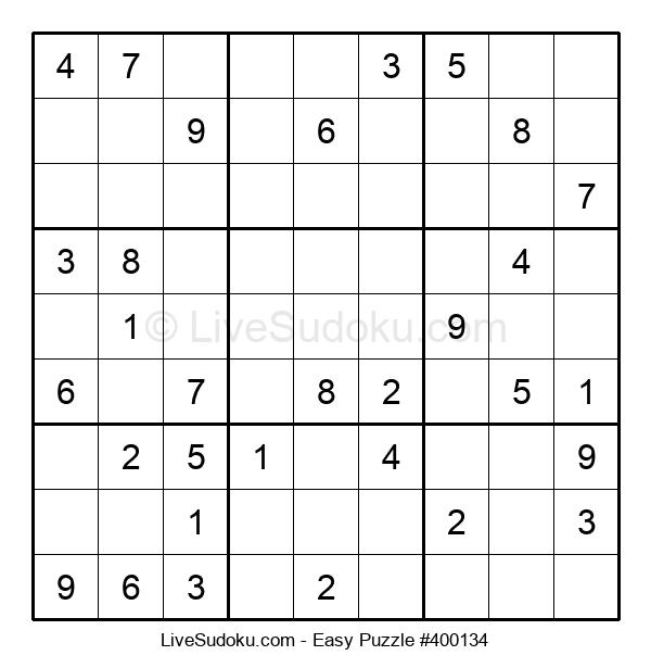 Beginners Puzzle #400134