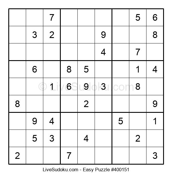 Beginners Puzzle #400151