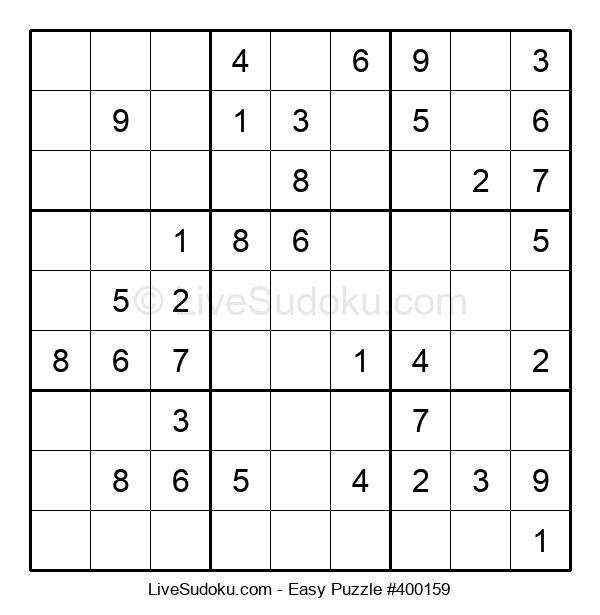 Beginners Puzzle #400159