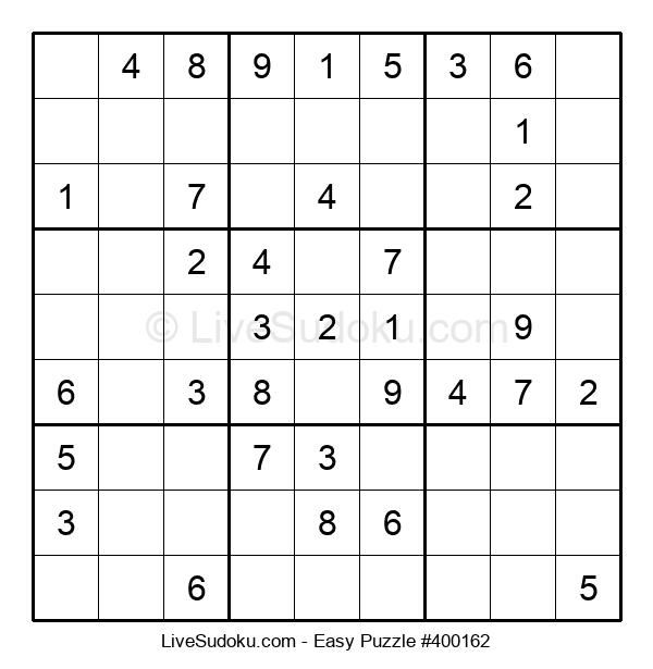 Beginners Puzzle #400162