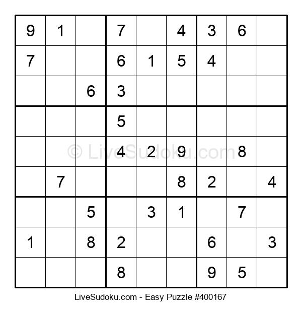 Beginners Puzzle #400167