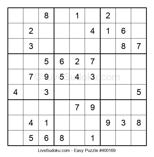 Beginners Puzzle #400169