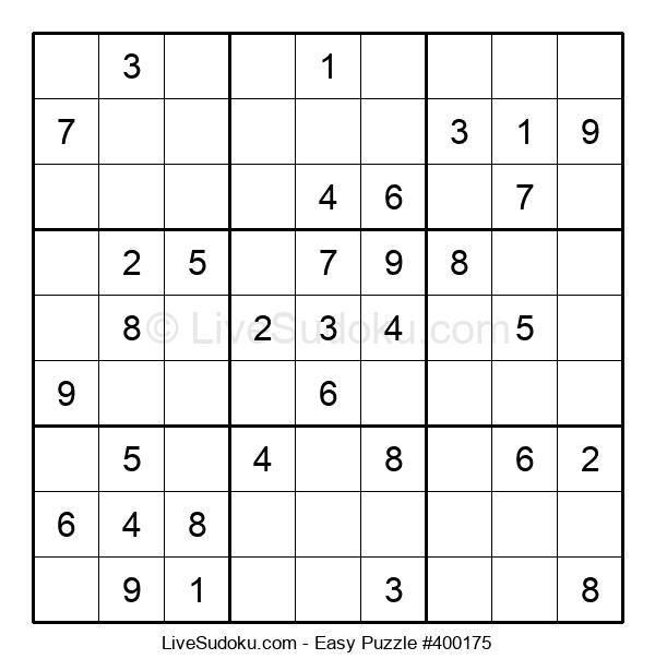 Beginners Puzzle #400175