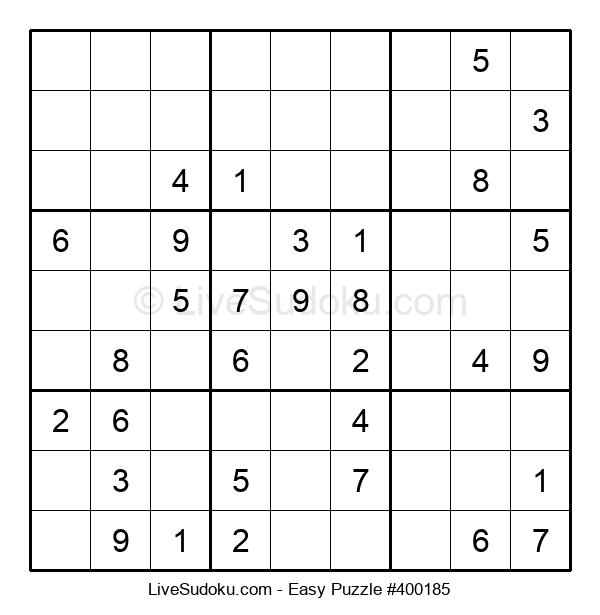 Beginners Puzzle #400185