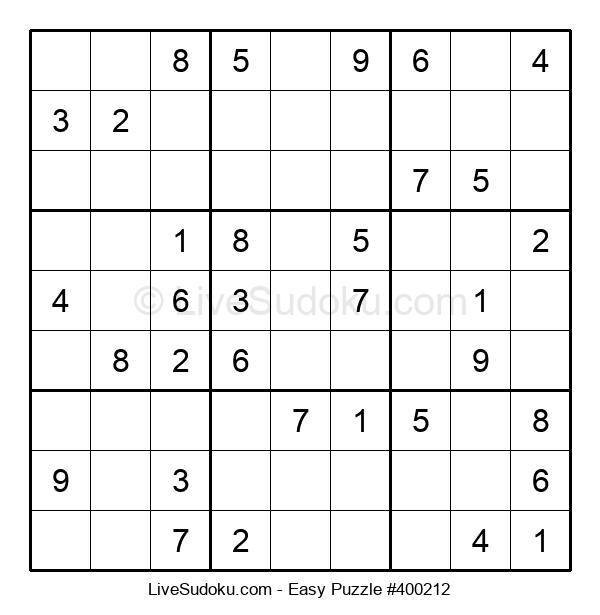 Beginners Puzzle #400212