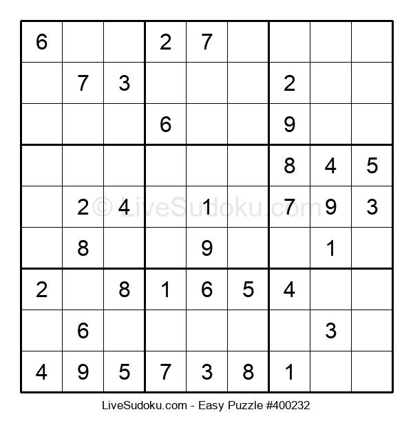 Beginners Puzzle #400232