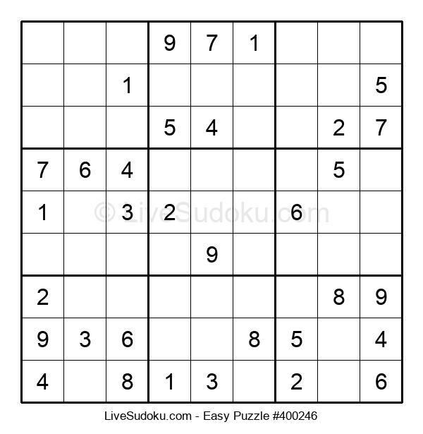 Beginners Puzzle #400246