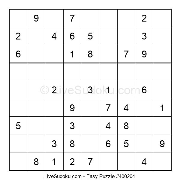 Beginners Puzzle #400264