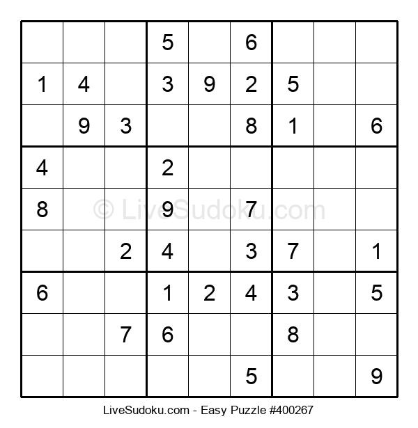 Beginners Puzzle #400267