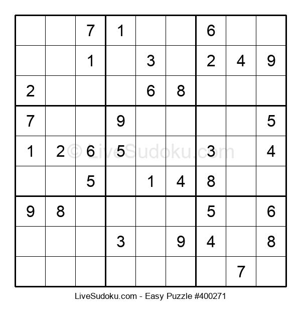 Beginners Puzzle #400271