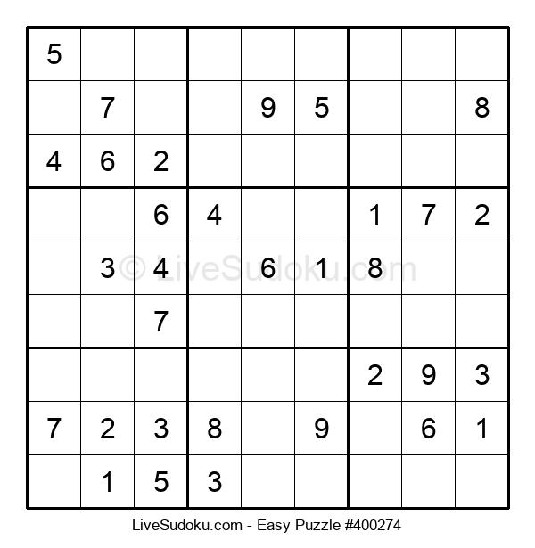 Beginners Puzzle #400274