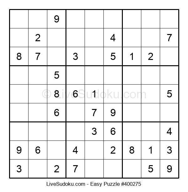 Beginners Puzzle #400275