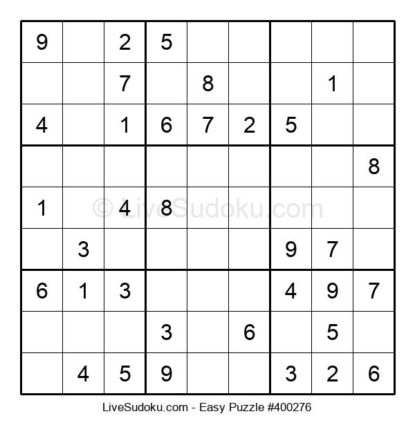 Beginners Puzzle #400276