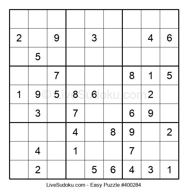 Beginners Puzzle #400284