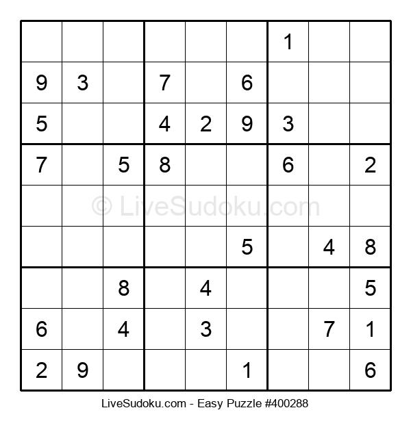 Beginners Puzzle #400288