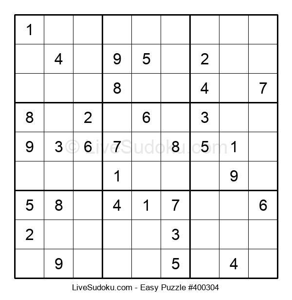 Beginners Puzzle #400304