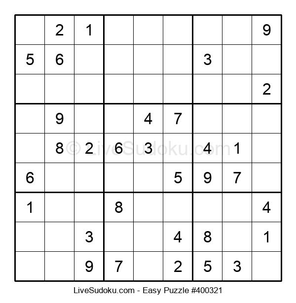 Beginners Puzzle #400321