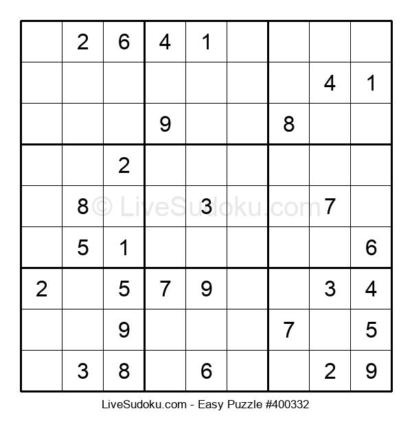 Beginners Puzzle #400332