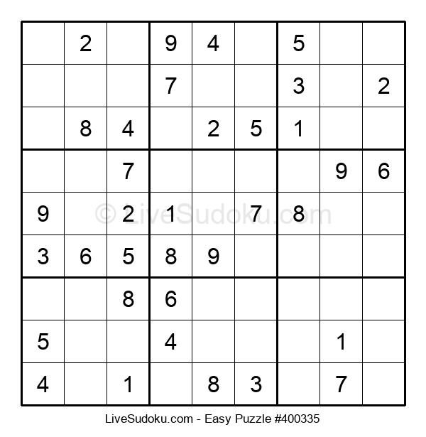 Beginners Puzzle #400335