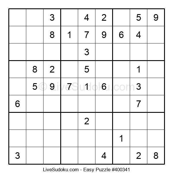 Beginners Puzzle #400341