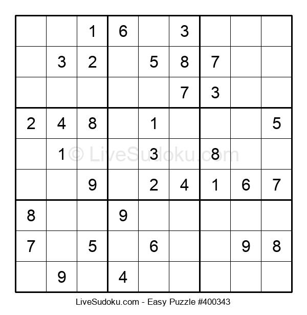 Beginners Puzzle #400343