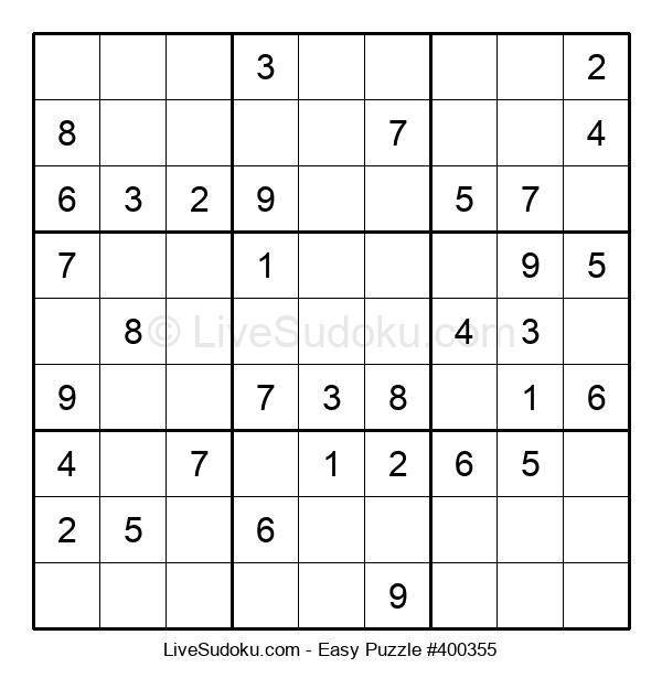 Beginners Puzzle #400355