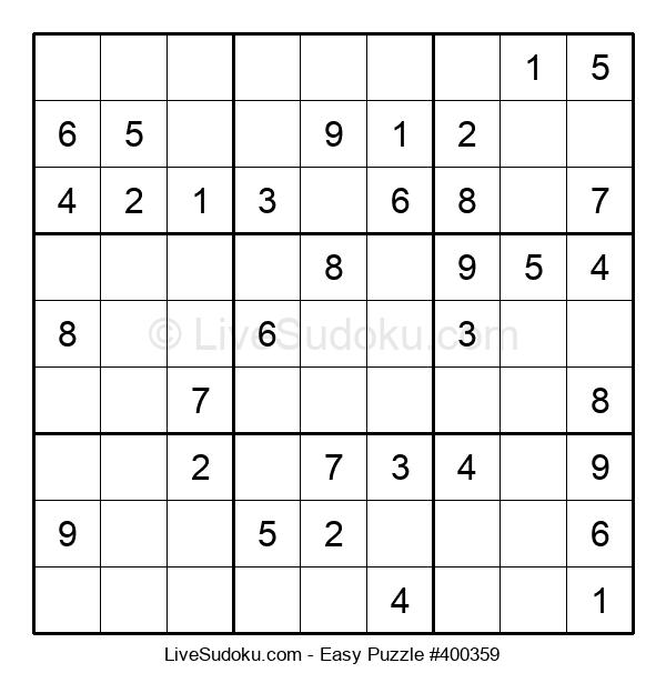 Beginners Puzzle #400359
