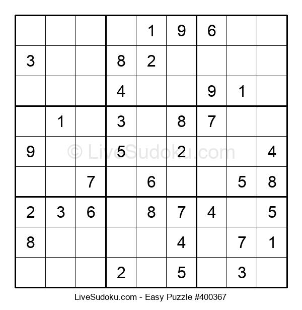 Beginners Puzzle #400367