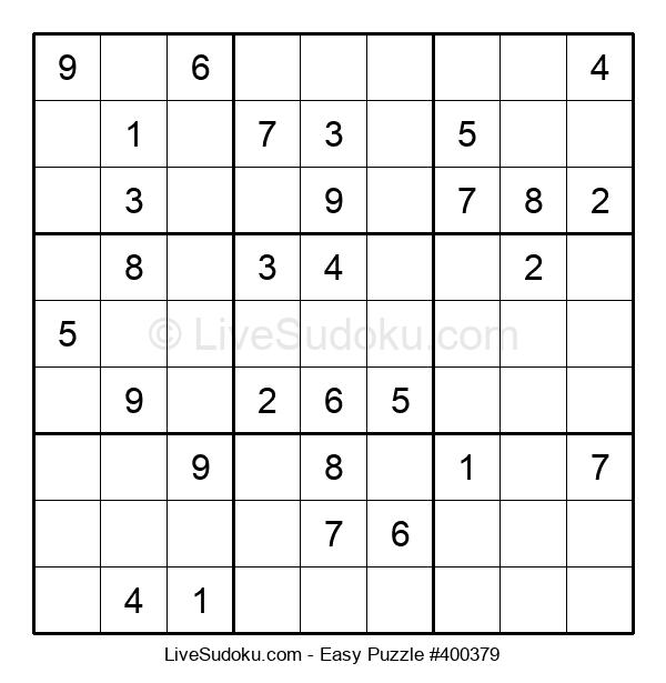 Beginners Puzzle #400379