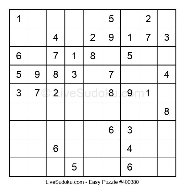 Beginners Puzzle #400380