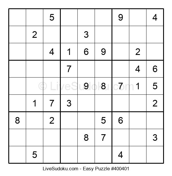 Beginners Puzzle #400401