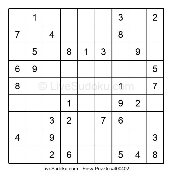 Beginners Puzzle #400402