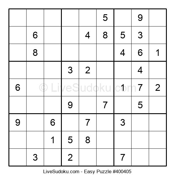 Beginners Puzzle #400405