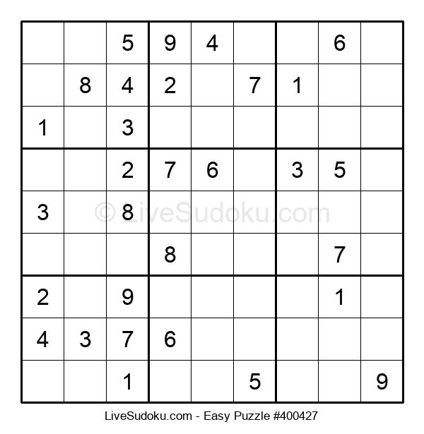 Beginners Puzzle #400427