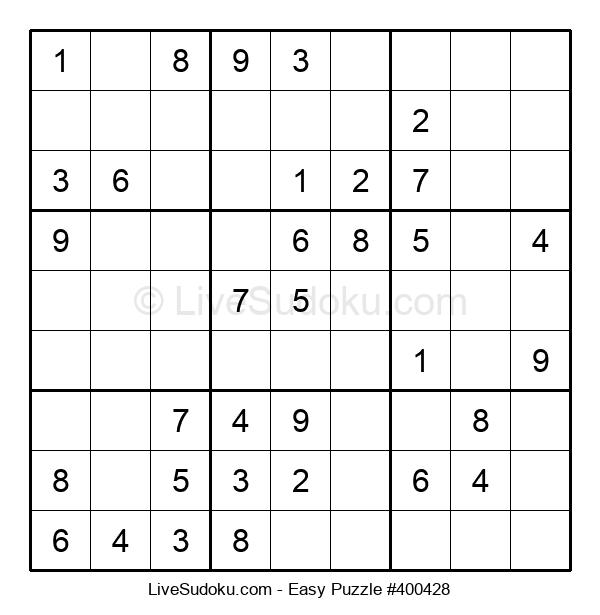 Beginners Puzzle #400428