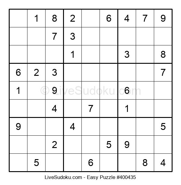 Beginners Puzzle #400435
