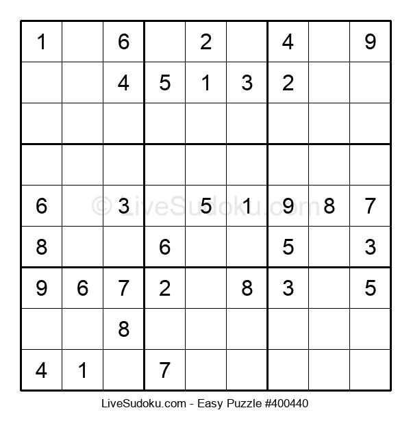 Beginners Puzzle #400440