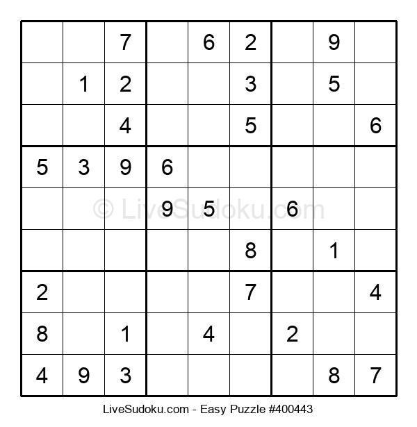 Beginners Puzzle #400443