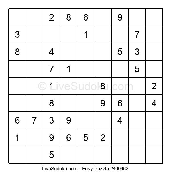 Beginners Puzzle #400462