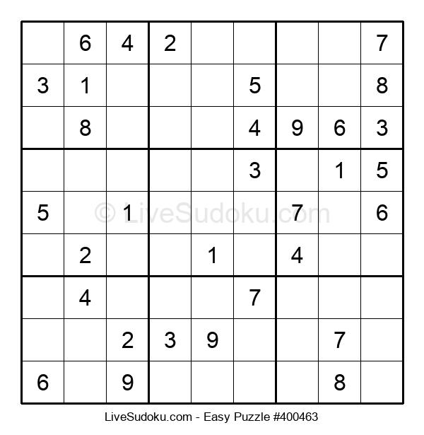 Beginners Puzzle #400463