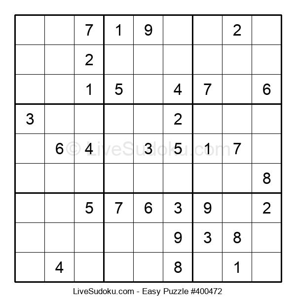 Beginners Puzzle #400472