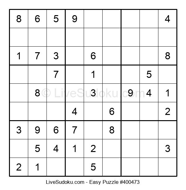 Beginners Puzzle #400473